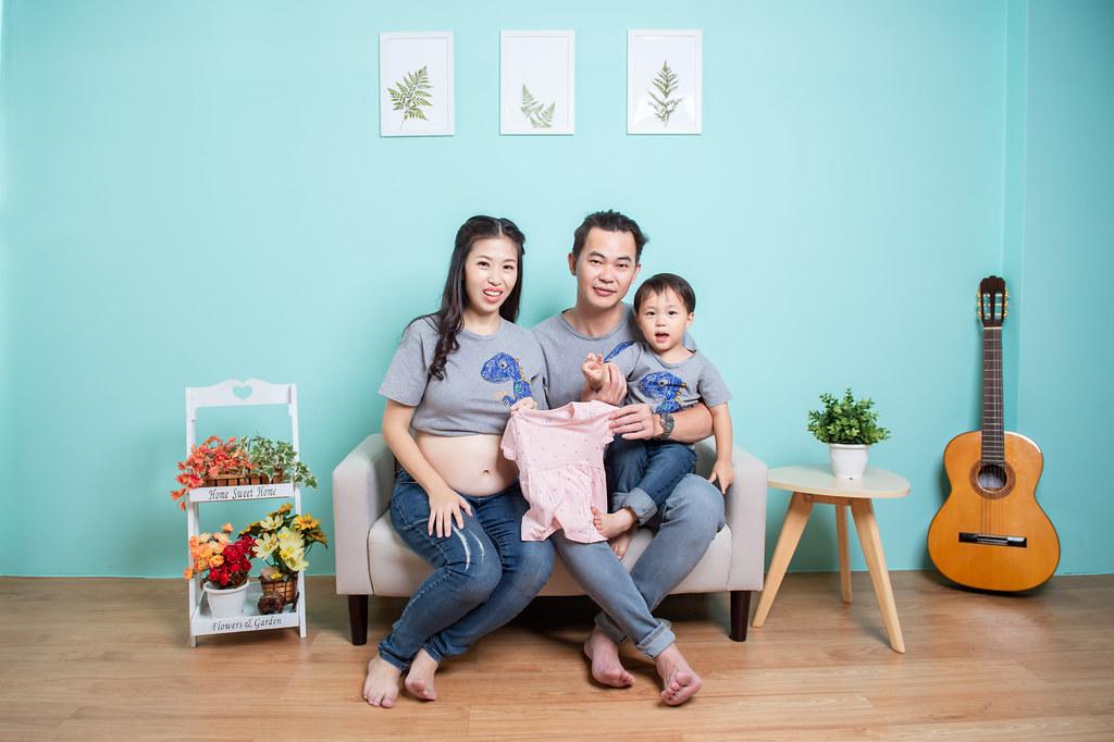 [孕媽咪寫真][全家福]伶兒28W - ALLEN PHOTOGRAPHY STUDIO