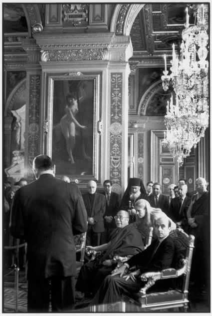 Alcaldía de París, 1993 Foto Henri Cartier-Bresson Magnum Uti 425