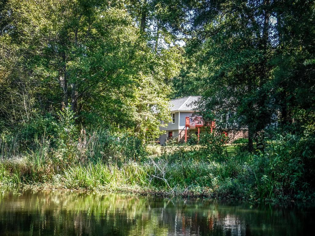Berry Shoals Pond-48