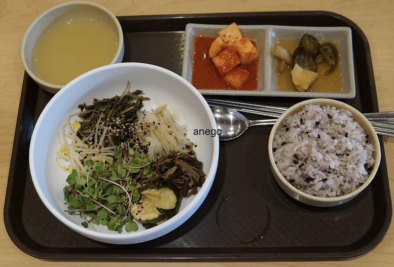 韓国民俗村 ランチ