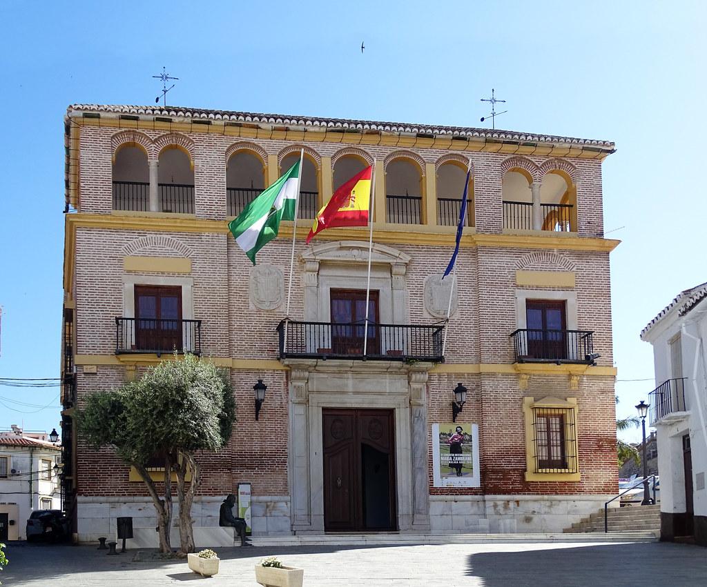 exterior Palacio del Marques de Beniel Velez Malaga Málaga