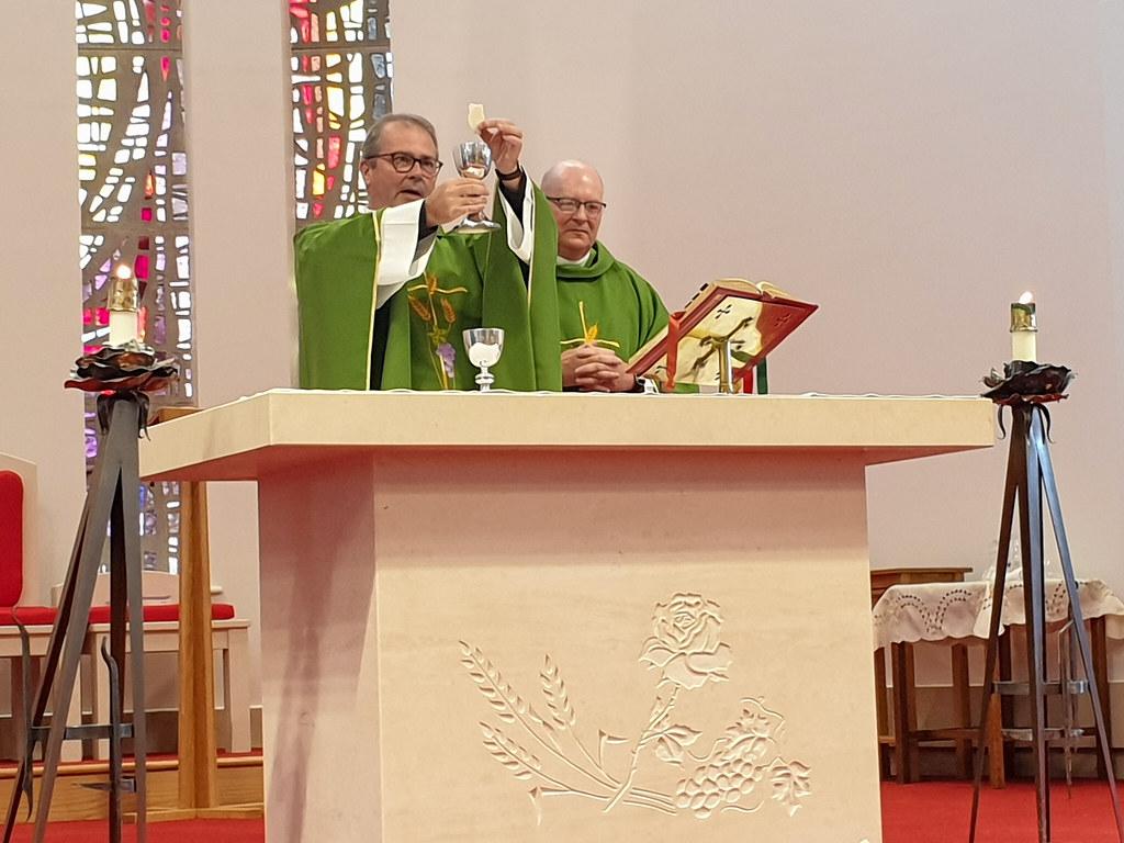 First Sunday Mass Canon Alan Sheridan