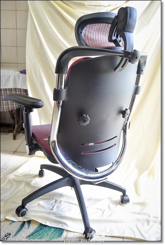 [開箱] 空間特工人體工學椅-雙背護腰電腦椅|辦公室打電腦久坐必備人體工學電腦椅辦公椅MIT臺灣製造 @ ¾ の ...