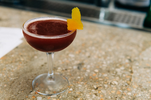 Fall Cocktail at Stable