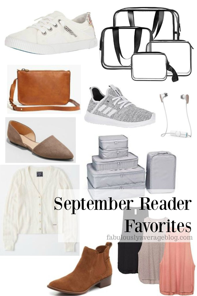 September top sellers