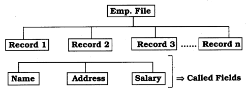 UP Board Solutions for Class 10 Computer Science Chapter 11 File Operation