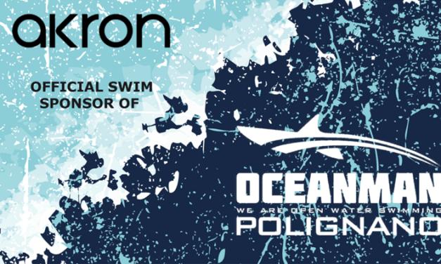 AKRON sponsor ufficiale di Oceanman Polignano 2019