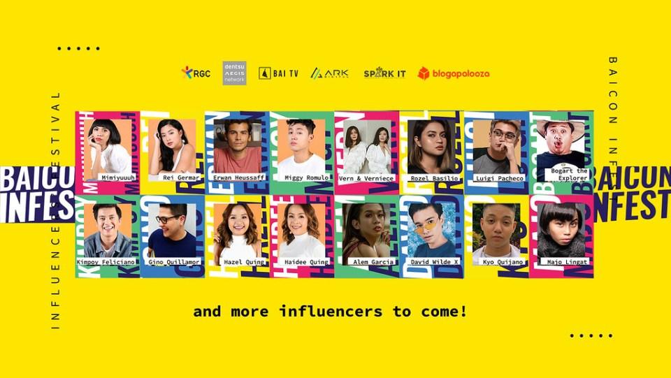 BaiCon Infest (Event Poster)