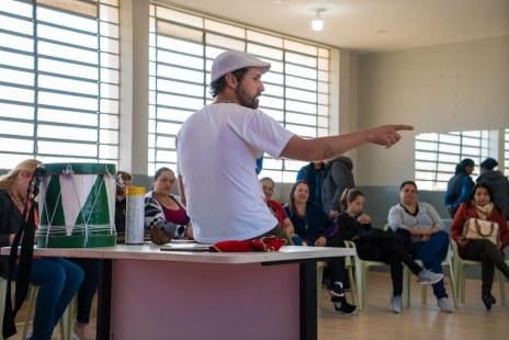 Programa Guritiba | Ação Formativa de Educadores