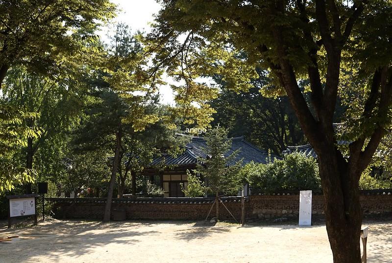 韓国民俗村 お屋敷