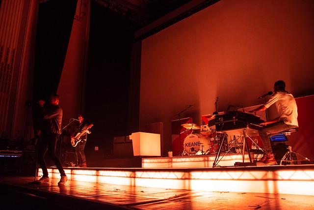 Keane - Usher Hall Edinburgh 2nd October 2019