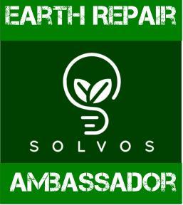 Solvos - Earth Repair Ambassador - logo - Iron Man Records