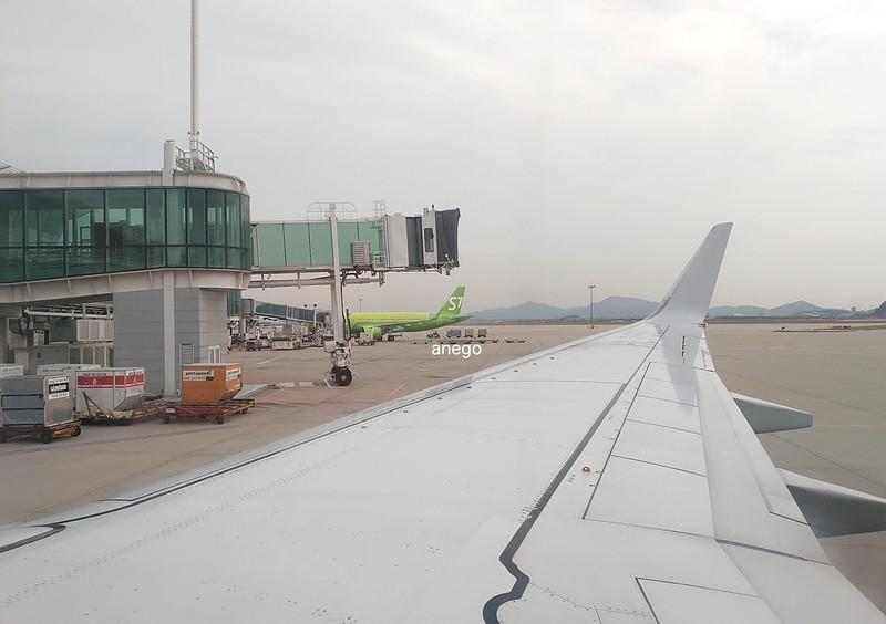 ジンエアー 仁川空港