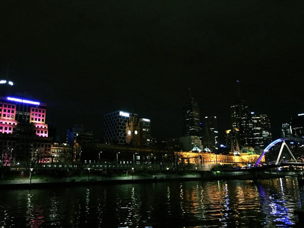 2 July 2016: Yarra River | Melbourne CBD, Australia