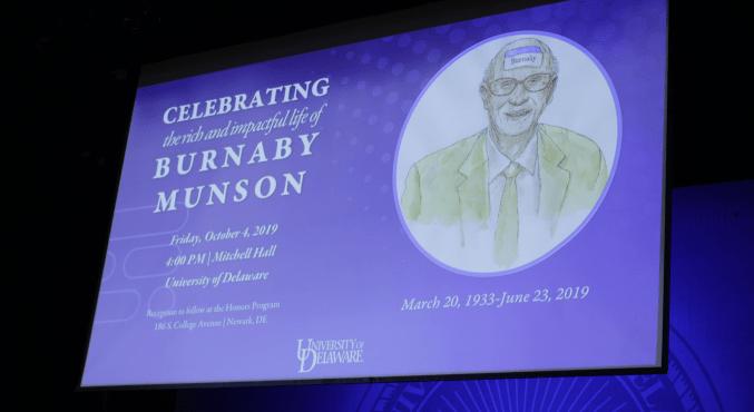 Dr. Munson Memorial