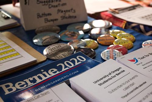 Bernstorm! 2020 Campaign Kickoff