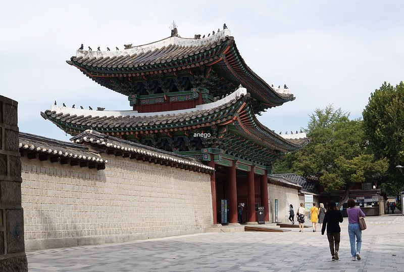 昌慶宮 弘化門