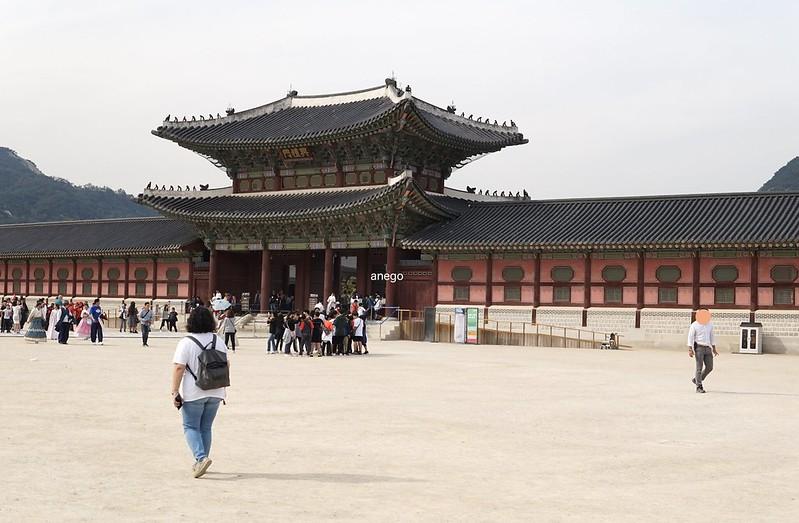 景福宮 門