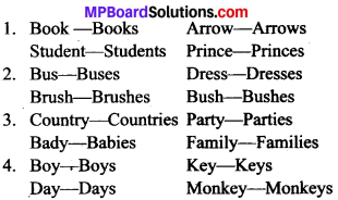 MP Board Class 6th General English Chapter 6 The Test 2