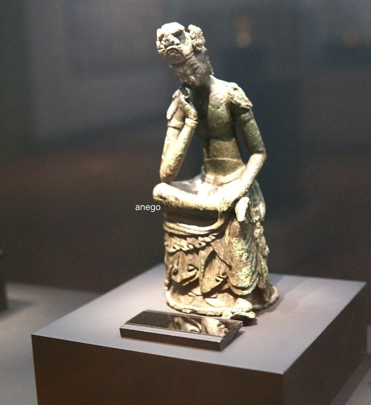 中央博物館 小さな仏像