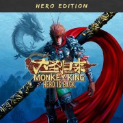 Thumbnail of Monkey King Hero is back - Hero Edition on PS4