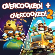 Thumbnail of Overcooked! + Overcooked! 2 on PS4
