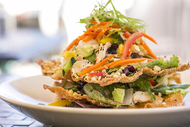 Luau Salad