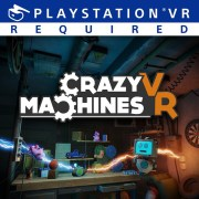 Thumbnail of Crazy Machines VR on PS4