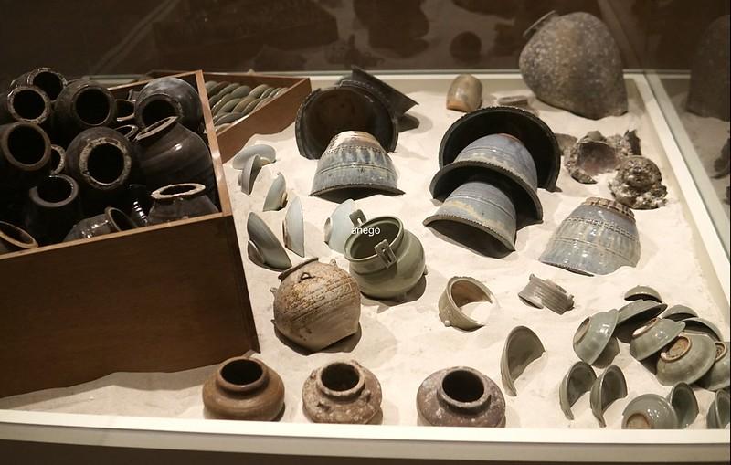 中央博物館 中国から日本へ