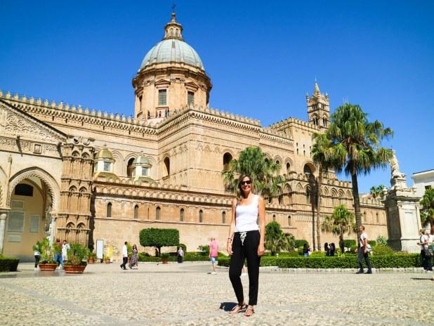 Sicilia en 2 semanas y visita a la Catedral de Palermo