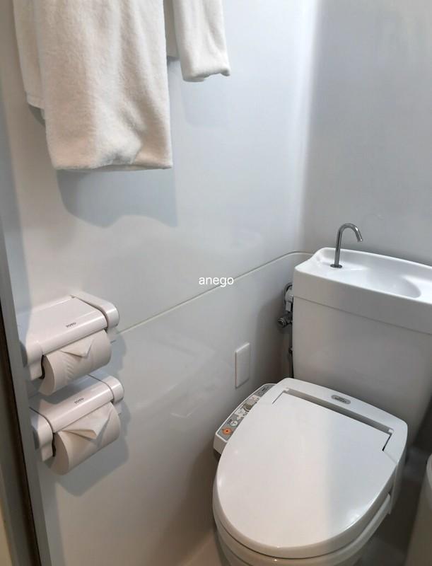 サンライフ トイレ