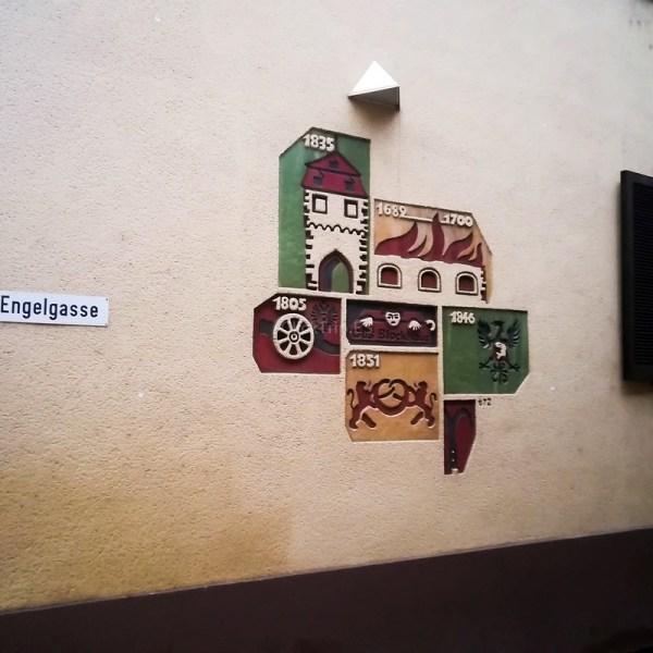 Callejón Engelgasse - Turismo de Gengenbach