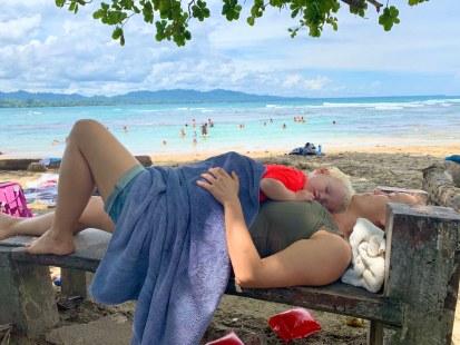 Vesper and Diana siesta time:)