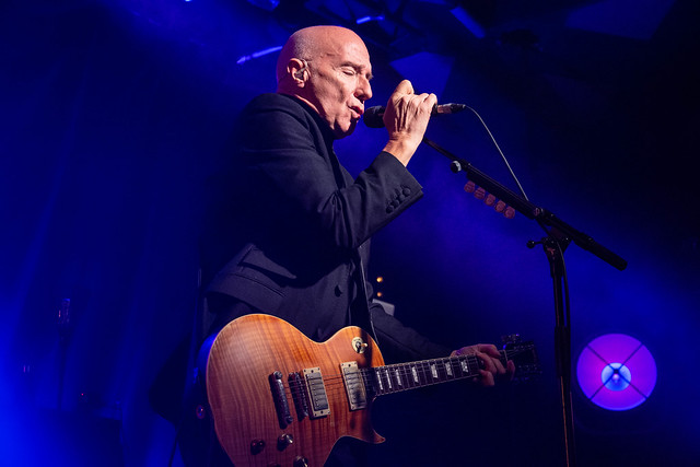 Midge Ure's Band Electronica Barrowland Glasgow 13th Oct 2017
