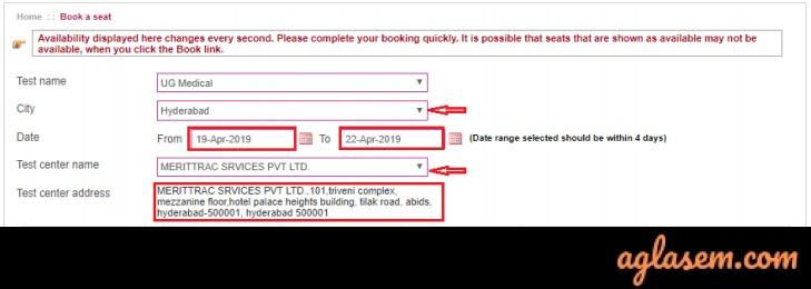 Manipal University Slot Booking