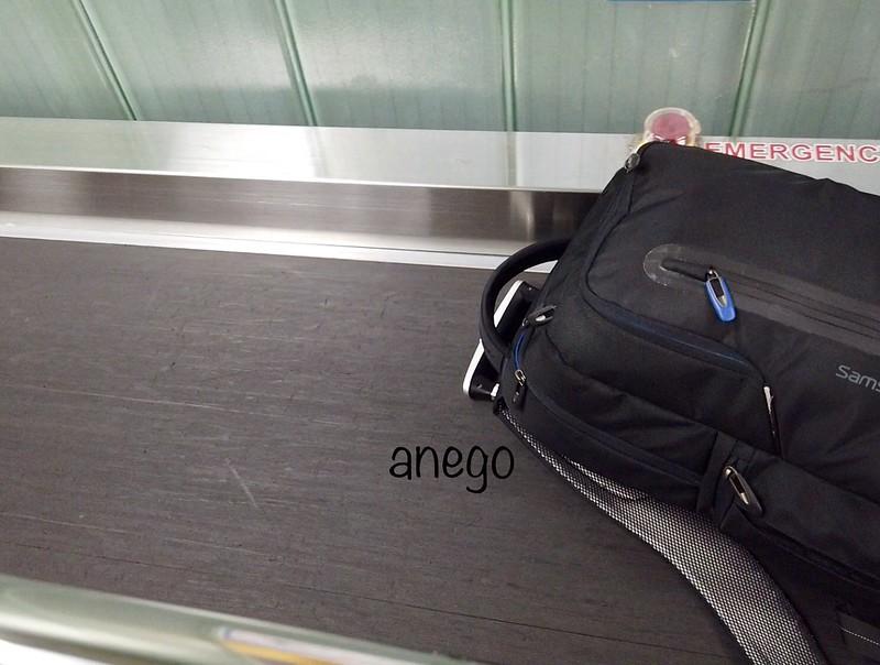 ソウル駅10 流される荷物
