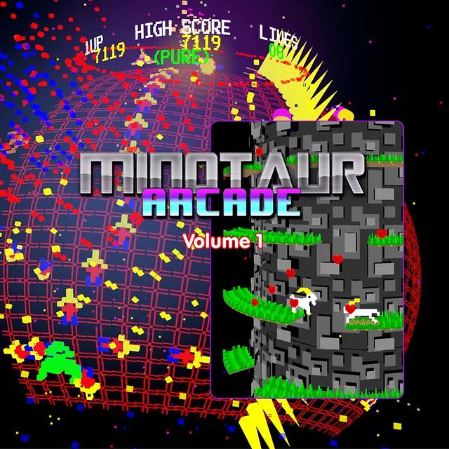 Minotaur Arcade Vol. 1