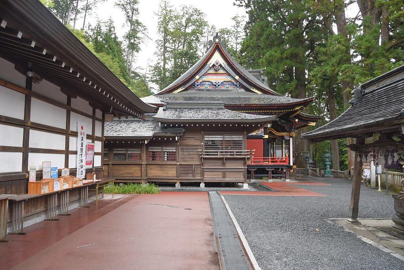 mitsuminejinja shrine