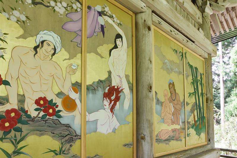 kokujouji temple tsubame