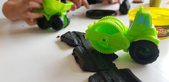 Play-Doh Wheels spelen klei