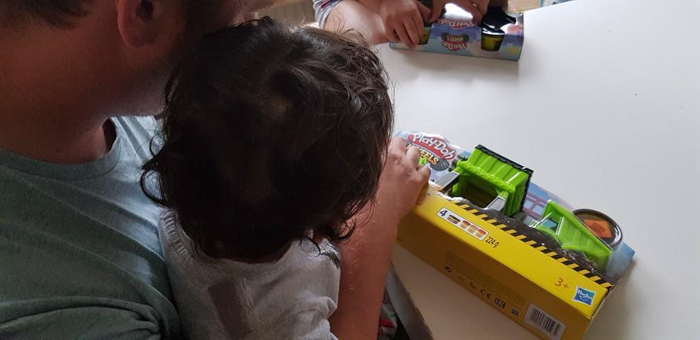 Play-Doy Wheels Sinterklaas Kerst