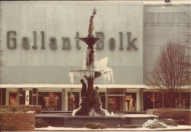 Gallant Belk circa 1970