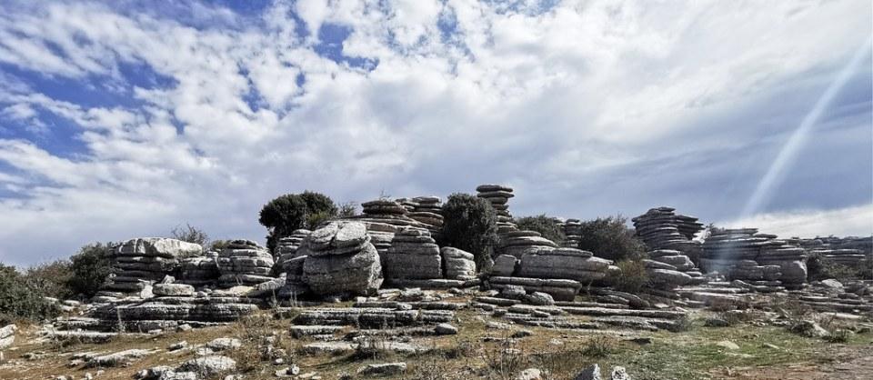 Monumento Natural El Tornillo del Torcal de Antequera Malaga 04