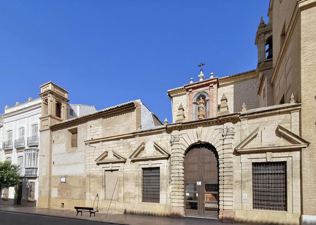 Iglesia Nuestra Señora de los Remedios Antequera Malaga