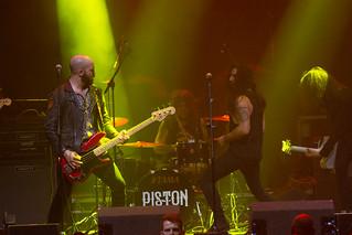 Piston - O2 Academy Glasgow 22nd October 2019