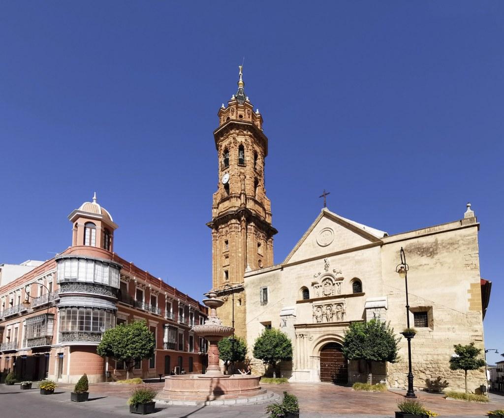 Plaza de San Sebastian Antequera Malaga 01