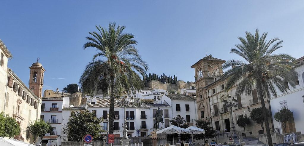 Plaza Coso Viejo Antequera Malaga