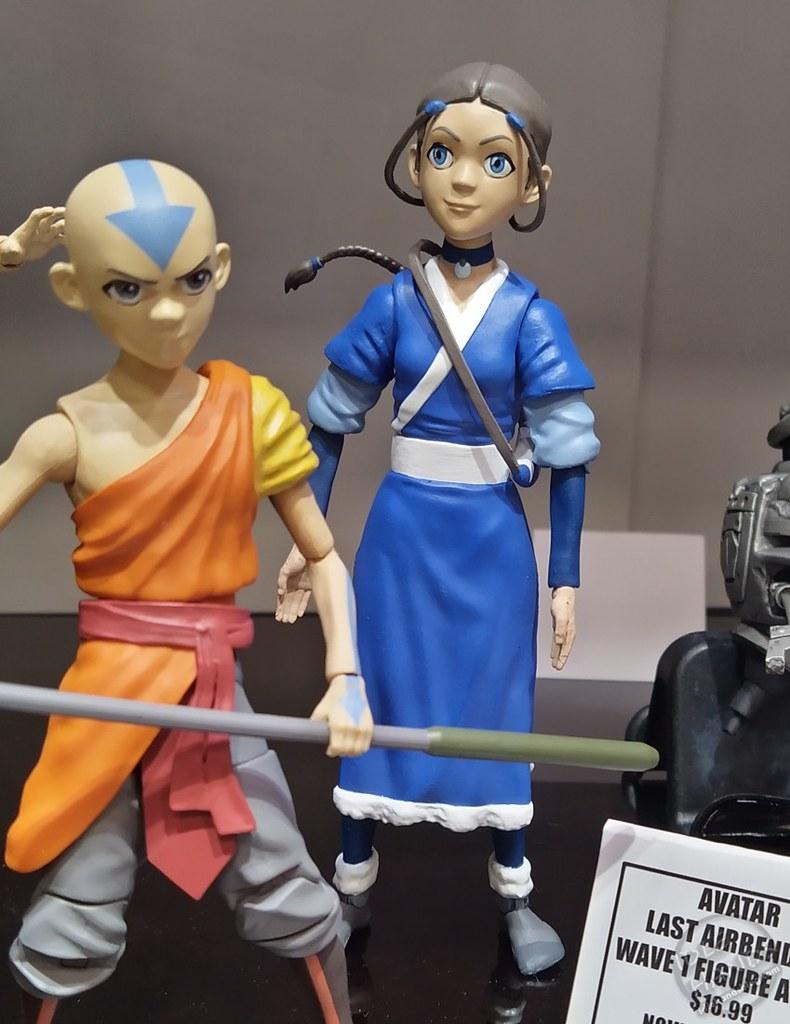 Avatar Nycc : avatar, Diamond, Select, Avatar, Airbender, Action, Figu…, Flickr