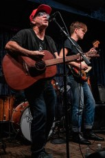 Pernice Brothers at the Parlor Room in Northampton, MA on October 19th, 2019