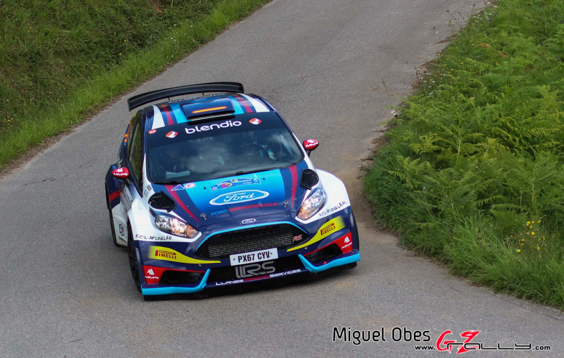 Rally Princesa de Asturias 2019 - Miguel Obes